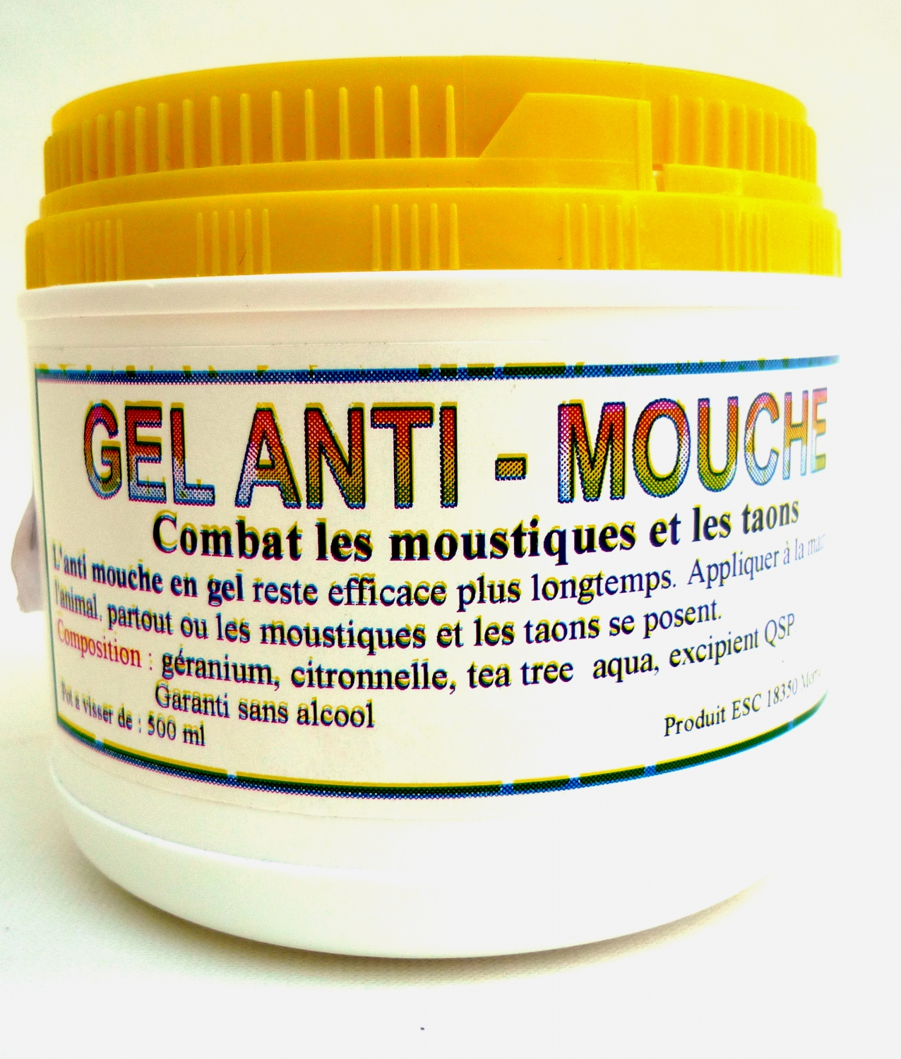 gel anti mouche 500ml gel000001 cheval paradis site officiel. Black Bedroom Furniture Sets. Home Design Ideas